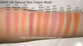 make up skin tones swatches picture 2