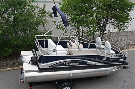used 16 ft. pontoon boats for sale picture 21