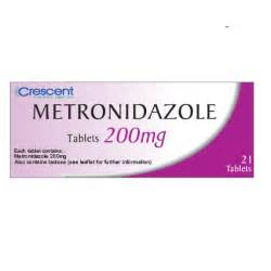 metronidazole picture 1