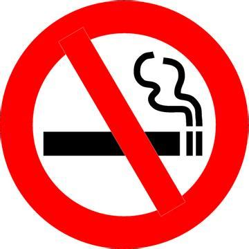 don't smoke clip art picture 3