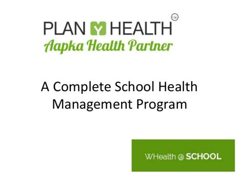 funding for school health programs picture 6