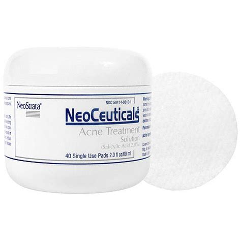 neoceuticals acne treatment solution pads picture 2