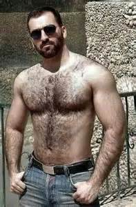 bear-chested men picture 9