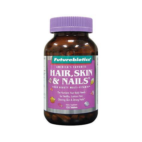 futurebiotics hair skin & nail review picture 2