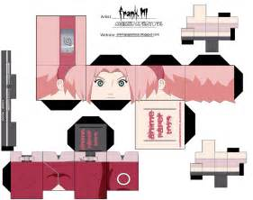 naruto papercraft picture 9