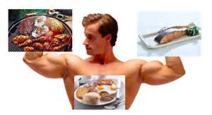 muscle builder with protein worms picture 1
