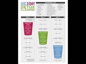 doctor oz 10 day detox february 24 2014 picture 10