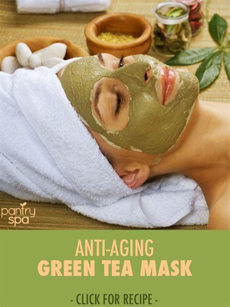 academie anti-ageing white tea mask picture 9