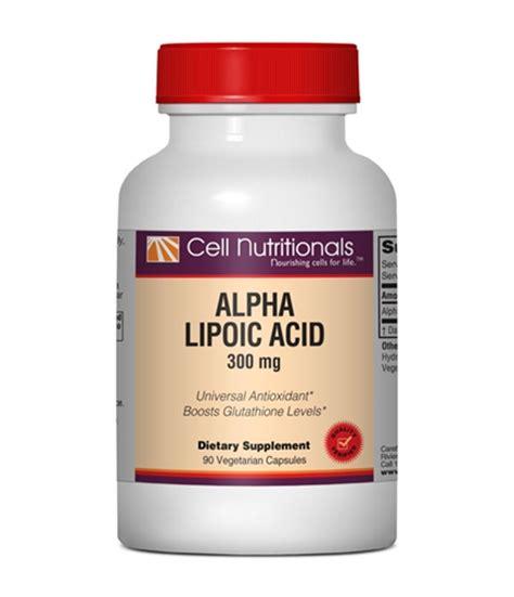 alpha lipoic acid dangers picture 9