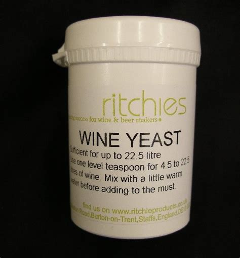 yeast for making reisling picture 5