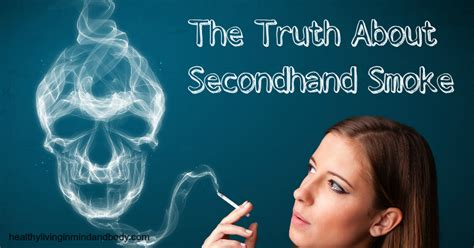 truth about second hand smoke picture 5