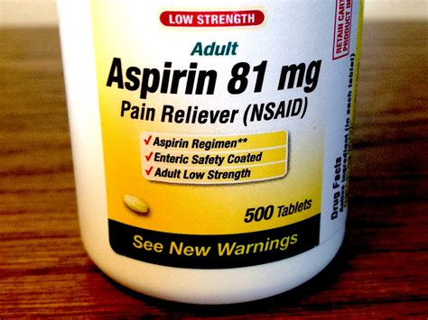 Aspirin and cholesterol medication picture 15
