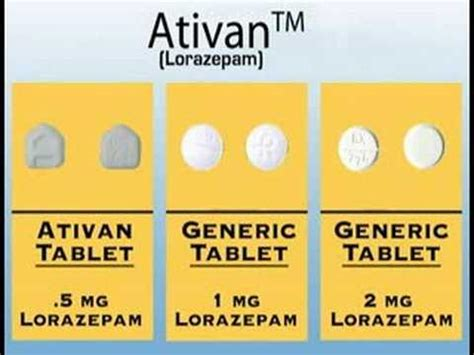 amount of mg of ativan needed to treat anxiety insomnia picture 2