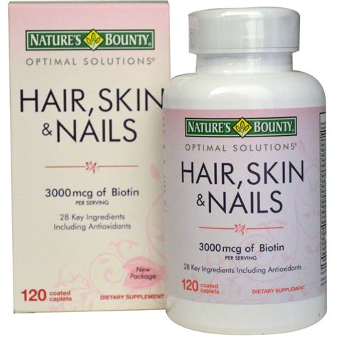 hair skin and nail vitamins by biosol picture 8