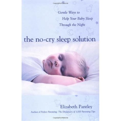 no cry sleep solution picture 1