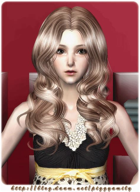 sims 2 and hair picture 3