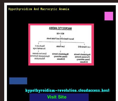 anemia and underactive thyroid picture 7