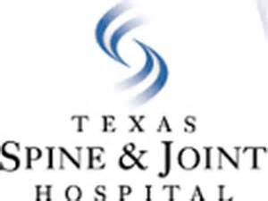texas spine and joint hospital picture 1