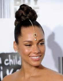 african american hair styles buns picture 2