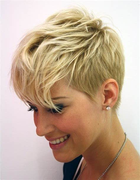 women's short hairstyles fine hair picture 6