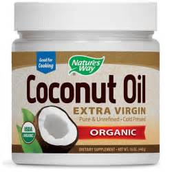 is organic coconut oil good to put on picture 2