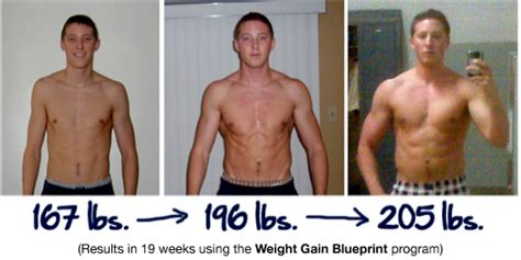 when is it normal to start gaining weight picture 6