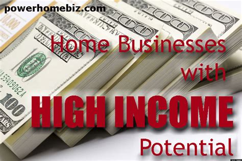 high income home businesses picture 2