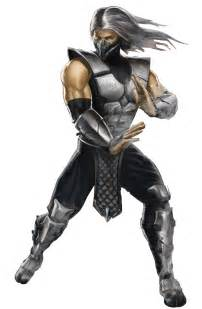 mortal kombat armageddon character info. human smoke picture 3