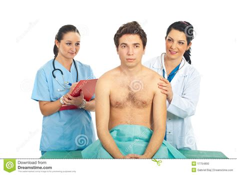 free pics female doctor male patient picture 5