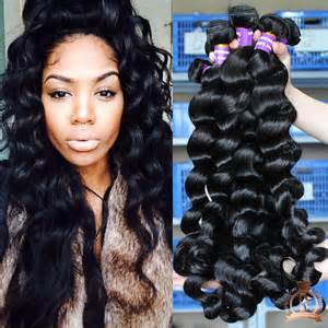 3 pcs remyhuman hair weave picture 7