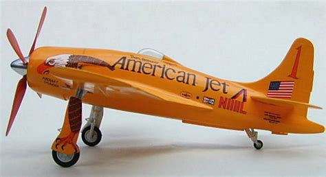 american jet high planes 1/48 1:48 picture 1