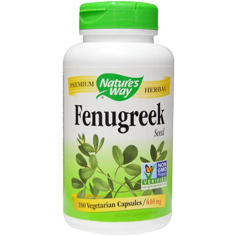 fenugreek seed extract, anti aging picture 13