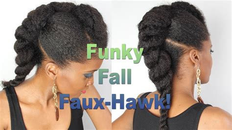french braid on black hair picture 7