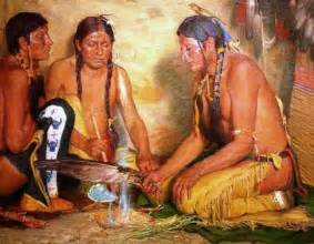 native american smoke pot ritual picture 21