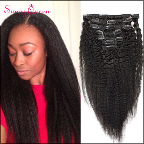 african american hair extension clip ins picture 10
