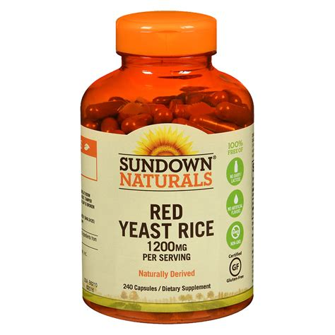 red yeast rice supplement picture 2
