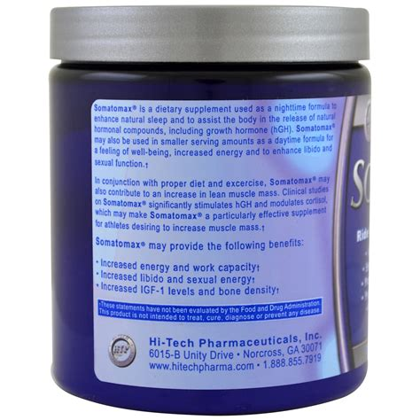 somatomax hgh releaser reviews picture 2