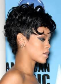 black hair styles and short picture 2