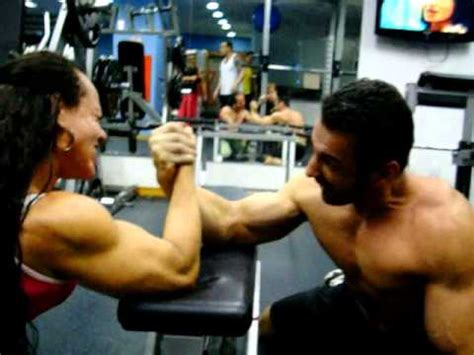 armwrestling muscle women picture 1