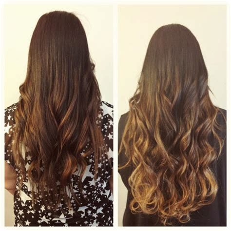 cheap hair extentions picture 2