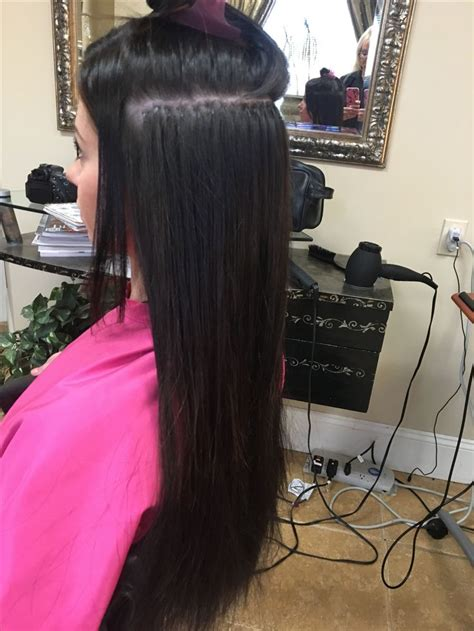 keratin hair process picture 3