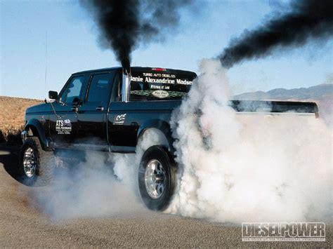 smoke diesel power picture 3