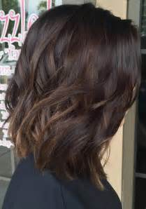 what does brown hair layered with blonde streaks look like picture 9