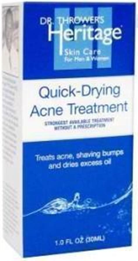 dr.thrower quick drying acne treatment picture 1