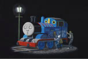 thomas the train sleeping picture 5
