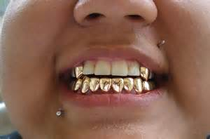blue teeth grill picture 9