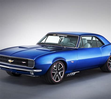 chevy muscle cars picture 7