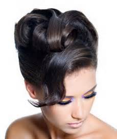 black prom hair updos picture 1