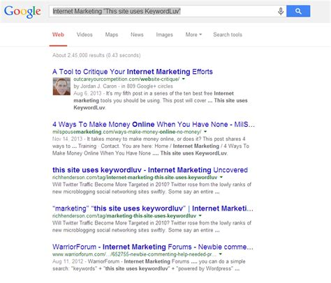 this site uses keywordluv seo search marketing picture 1