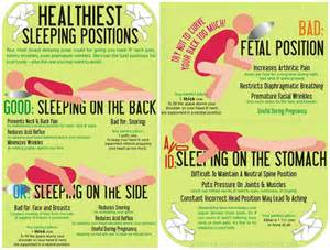 good sleep habit and positions picture 5